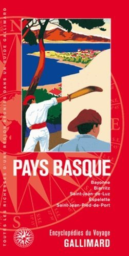 Pays basque - gallimard editions - 9782742438716 -