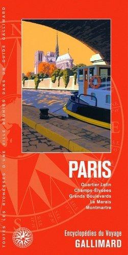 Paris - gallimard editions - 9782742448159 -