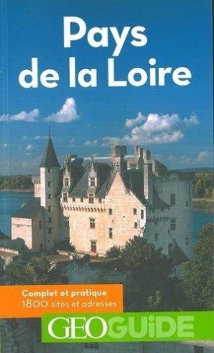 Pays de la Loire. 2e édition - gallimard editions - 9782742449811 -