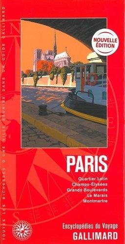 Paris - gallimard - 9782742457793 -