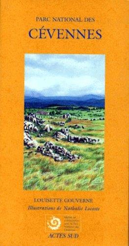 Parc national des Cévennes - actes sud - 9782742717538 -