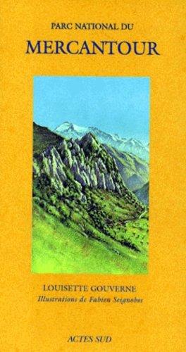Parc national du Mercantour - actes sud - 9782742717552 -