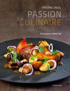 Passion culinaire - du signe - 9782746835993 -