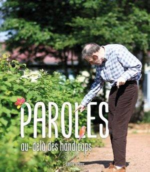 Paroles - du signe - 9782746837102 -