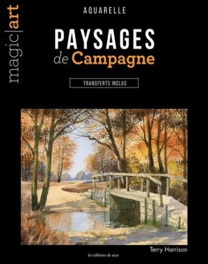 Paysages de campagne - de saxe  - 9782756531335