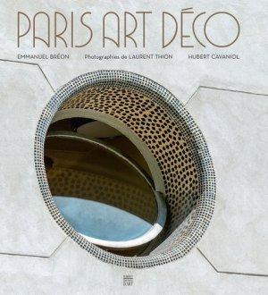 Paris art déco - somogy  - 9782757211724 -