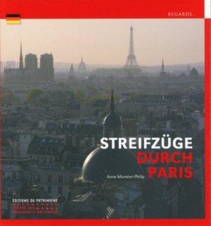 Paris, toujours Paris - Editions du Patrimoine Centre des monuments nationaux - 9782757705513 -