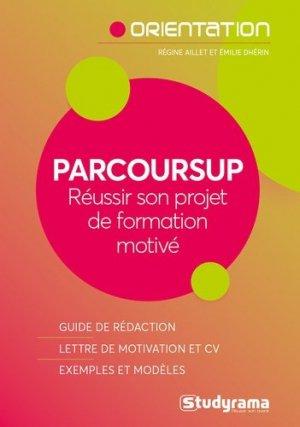 Parcoursup - studyrama - 9782759042234 -