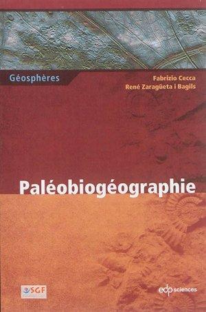 Paléobiogéographie - edp sciences - 9782759812356 -