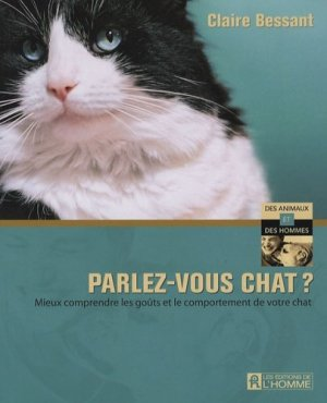 Parlez-vous chat ? - de l'homme - 9782761925297 -