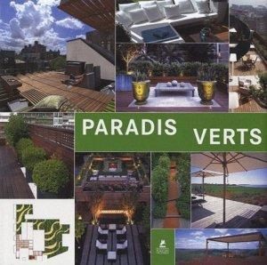 Paradis verts - place des victoires - 9782809901771 -