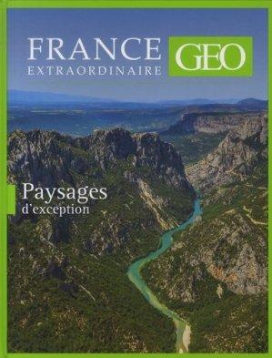 Paysages d'exception - prisma - 9782810419975 -