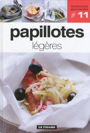 Papillotes légères - le figaro - 9782810503711 -