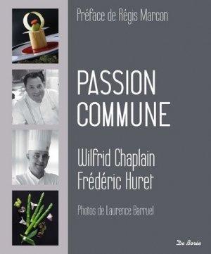 Passion commune - De Borée - 9782812922305 -
