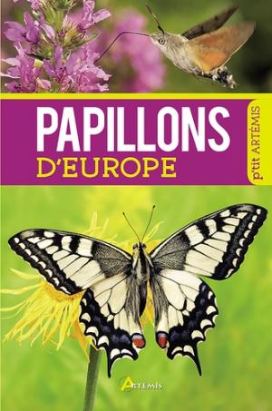 Papillons d'Europe - artemis - 9782816009156 -