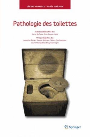 Pathologies des toilettes - springer - 9782817803555
