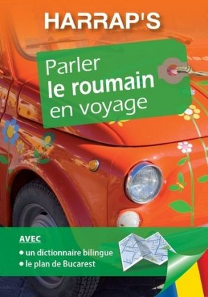 PARLER ROUMAIN VOYAGE  - HARRAP'S - 9782818703304 -