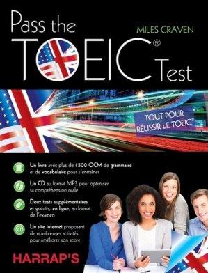 Pass the TOEIC Test - Harrap's - 9782818703632