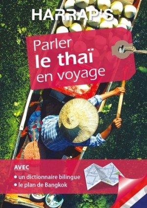 Parler le thaï en voyage - Harrap's - 9782818706718 -