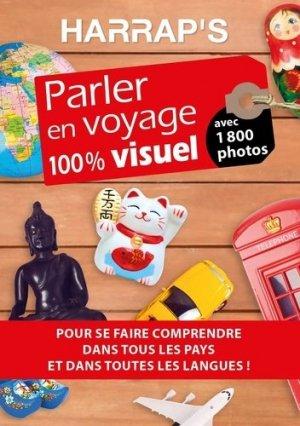 Parler en voyage 100% visuel - harrap's - 9782818707371 -