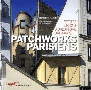 Patchworks parisiens - parigramme - 9782840966906 -