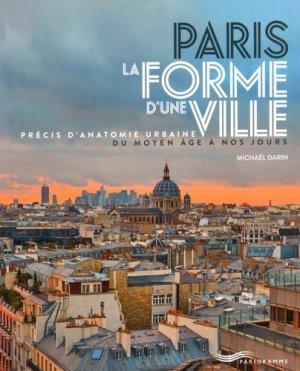 Paris la forme d' une ville - parigramme - 9782840968719 -