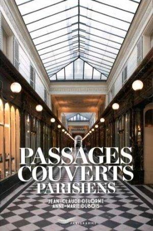 Passages couverts Parisiens - parigramme - 9782840968771 -