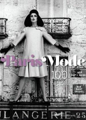 Paris Mode - parigramme - 9782840968801 -