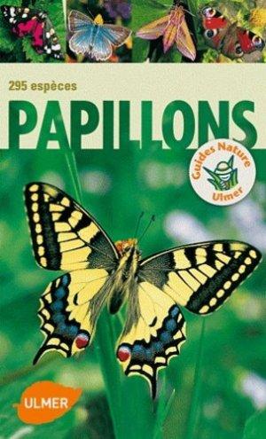 Papillons - ulmer - 9782841385638 -