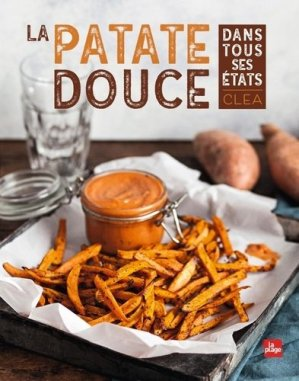 Patate douce NED - La Plage - 9782842218096 -