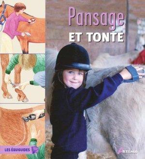Pansage et tonte - artemis - 9782844168139 -