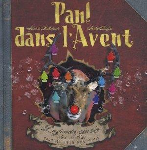 Pan! dans l'Avent - Le Verger - 9782845741270 -