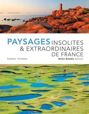 Paysages insolites & extraordinaires de France - dakota - 9782846404914 -