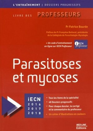 Parasitoses et Mycoses - med-line - 9782846781602 -