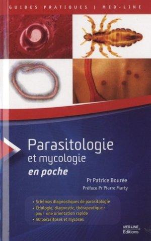 Parasitologie et mycologie - med-line - 9782846782210