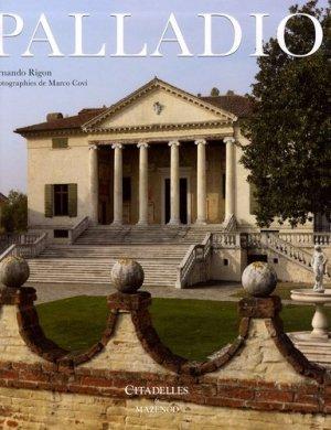 Palladio - citadelles et mazenod - 9782850883033 -