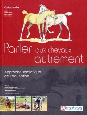 Parler aux chevaux autrement - amphora - 9782851807755 -