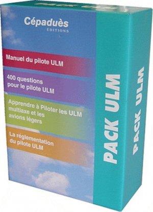 Pack ULM - cepadues - 9782854289480 -