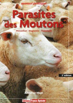 Parasites des moutons - france agricole - 9782855571485 -