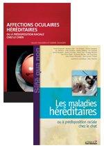 Pack maladies héréditaires du chien et du chat - du point veterinaire - 9782863263570 -