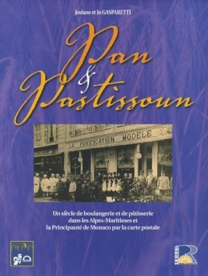 Pan & Pastissoun - serre - 9782864104841 -