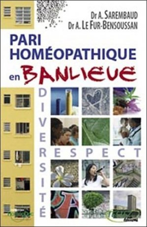 Pari homéopathique en banlieue - Marco Pietteur - 9782874340376 -