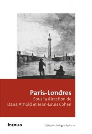 Paris-Londres - infolio - 9782884746304 -