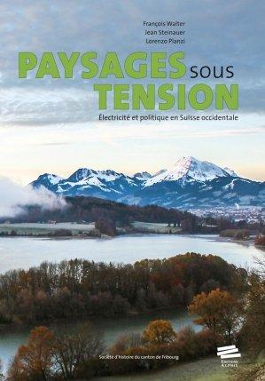 Paysages sous tension - alphil - 9782889300471 -