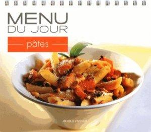 Pâtes - Modus Vivendi - 9782895237402 -