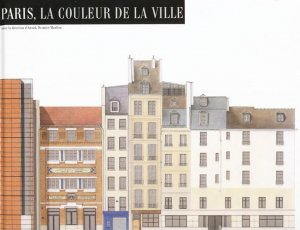 Paris, la couleur de la ville - de la villette - 9782903539672 -