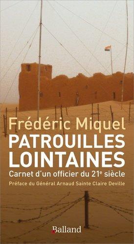 Patrouilles lointaines. Carnet d'un officier du 21e siècle - Parole et silence - 9782940632039 -