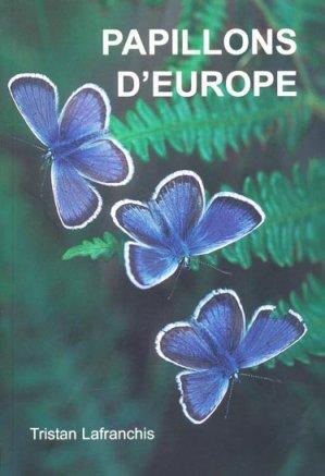 Papillons d'Europe - diatheo - 9782952162029 -