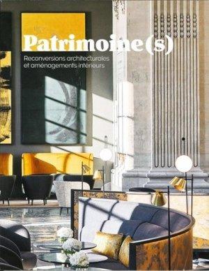 Patrimoine(s) - A vivre édition - 9782956623120 -