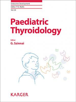 Paediatric Thyroidology - karger  - 9783318027204 -